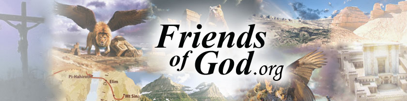 Friends of God Banner